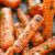 Печеная морковь в бальзамическом уксусе